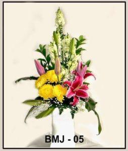 Pesan Bunga Untuk Daerah Kemayoran