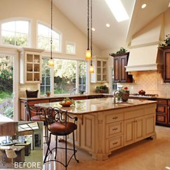 Kitchens And Baths Kitchen Pot Hangers Barbee Architect S Studio Portfolio Bath Remodeling Gigstad Before After