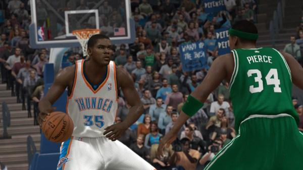 NBA Elite 11 Screenshots NLSC