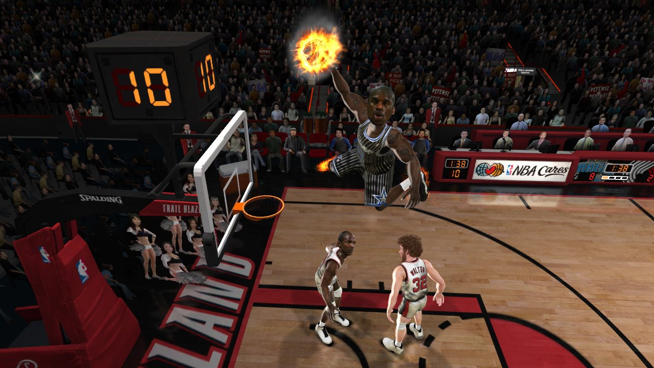 Andrews NBA Jam On Fire Edition Review Xbox 360 NLSC