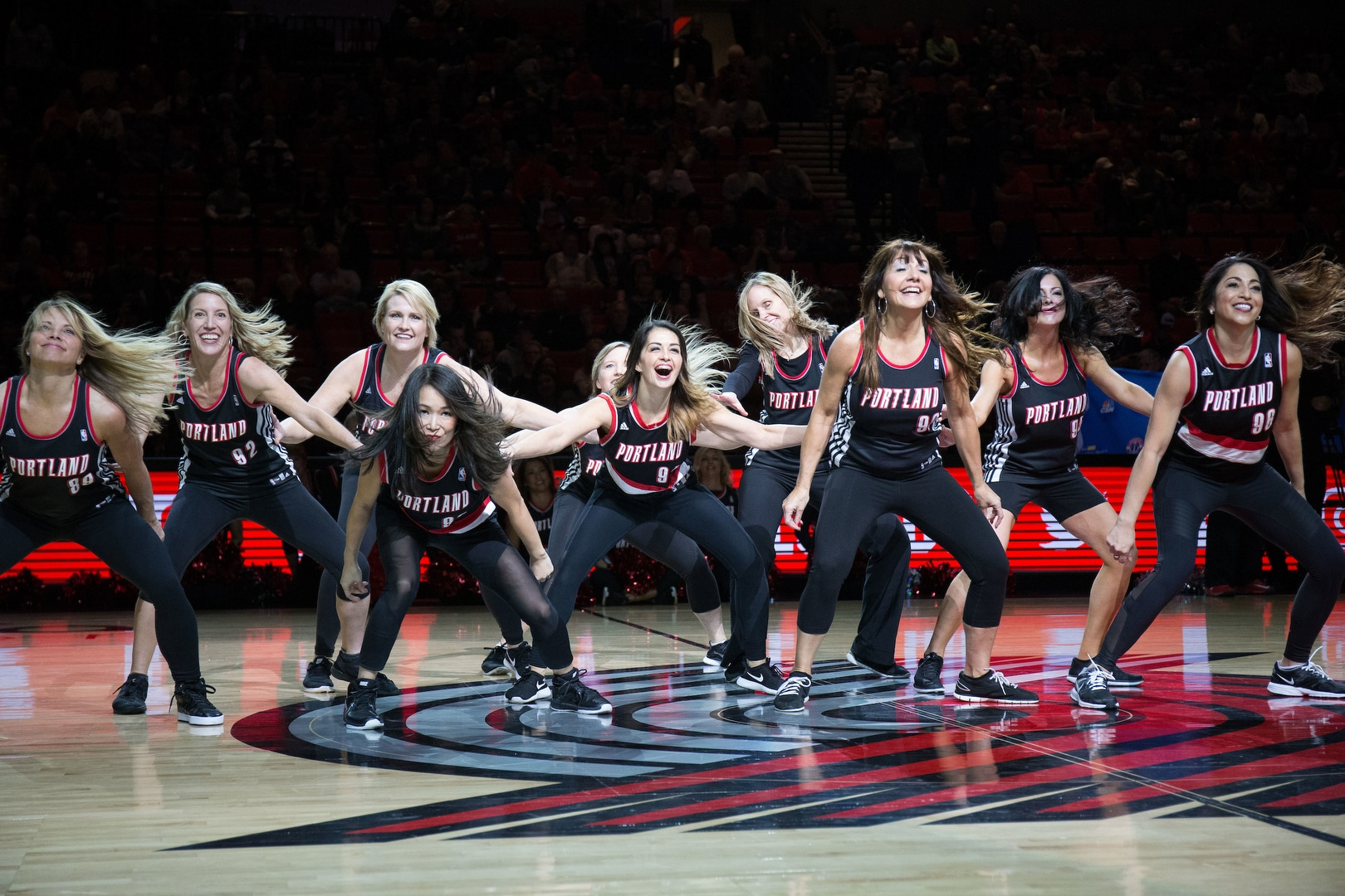 eighty blazerdancers return to