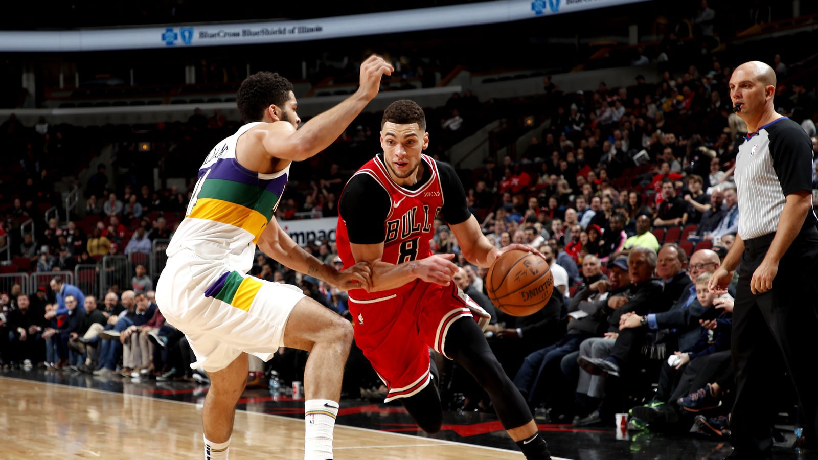 Zach Lavine A Case For Most Improved Player Chicago Bulls
