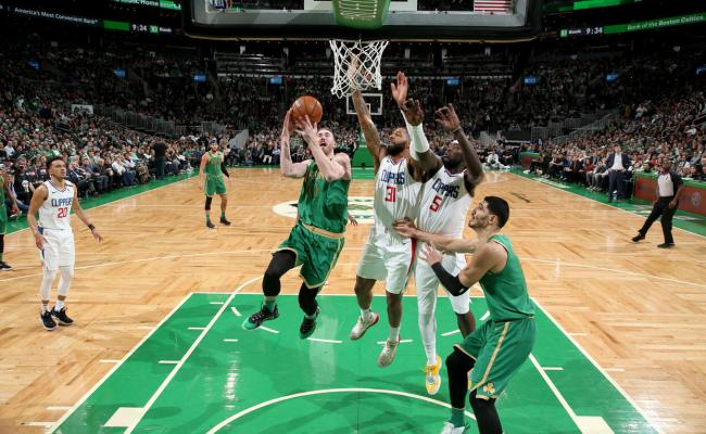 Photos Clippers Vs Celtics Feb 13 2020 Boston Celtics