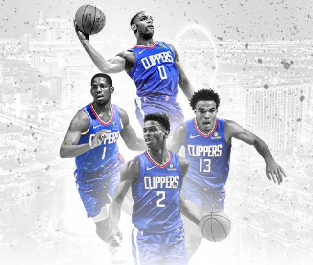 Press Release L A Clippers Announce Mgm Resorts Nba Summer League Roster Schedule