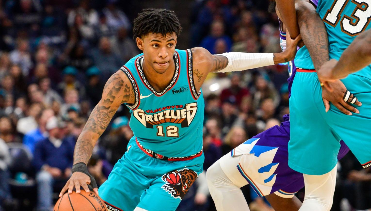 Grizzlies' Ja Morant named Western Conference Rookie of the Month ...