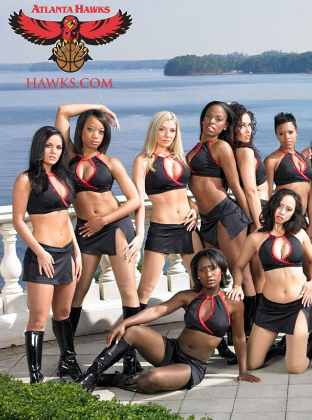 Boston In The Fall Wallpaper From The Vault Hawks Dancers Atlanta Hawks