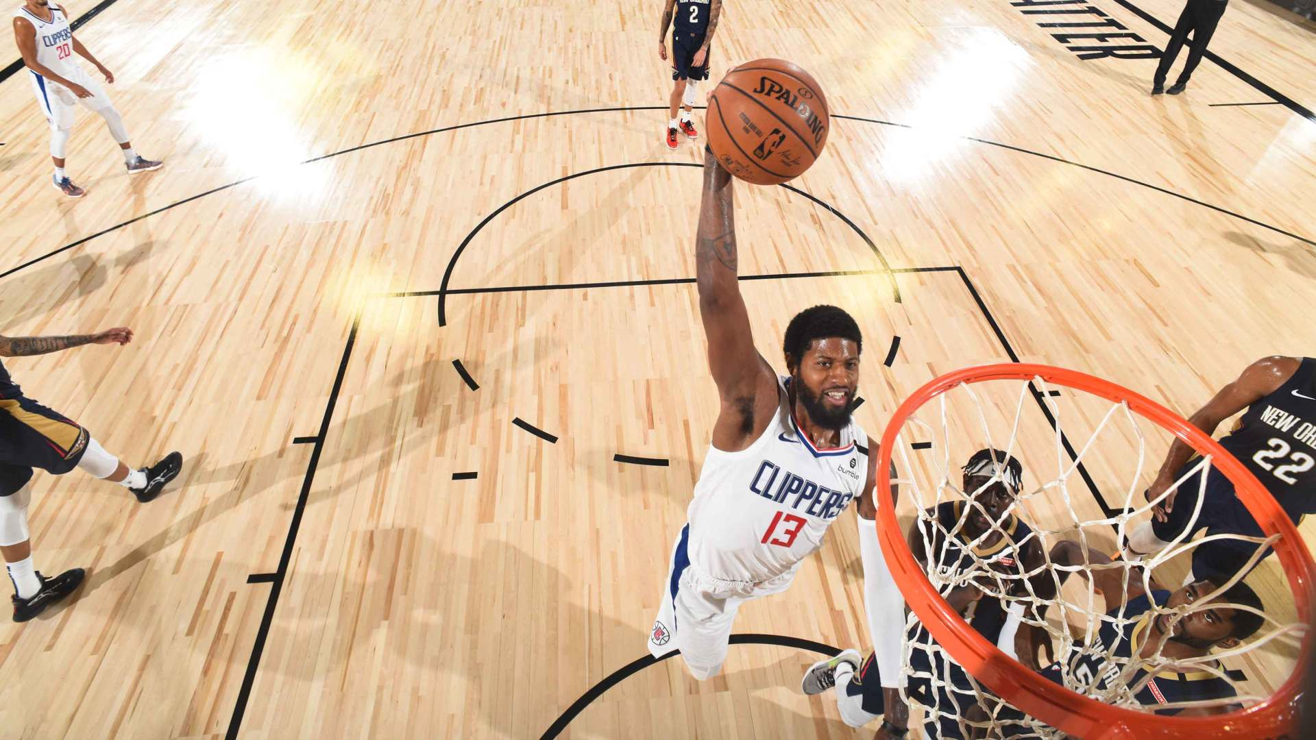 Game Recap Clippers 126 Pelicans 103 Nba