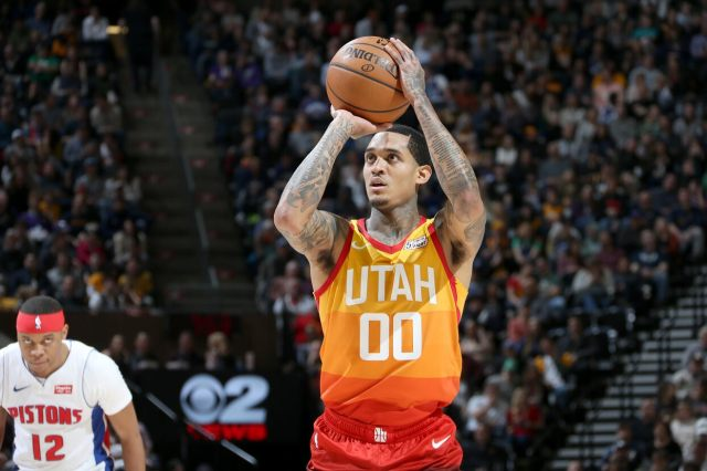 Jordan Clarkson says Utah Jazz have 'welcomed me with open arms ...