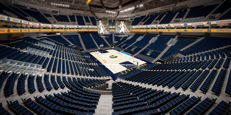 Ticketmaster selected as exclusive ticketing partner for utah jazz vivint smart home arena also rh nba