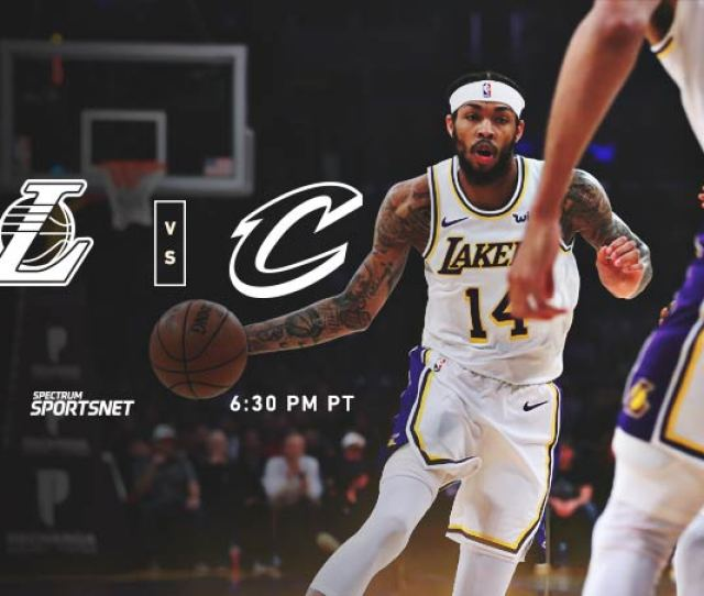 Lakers Vs Cavaliers  Things To Know  Los Angeles Lakers