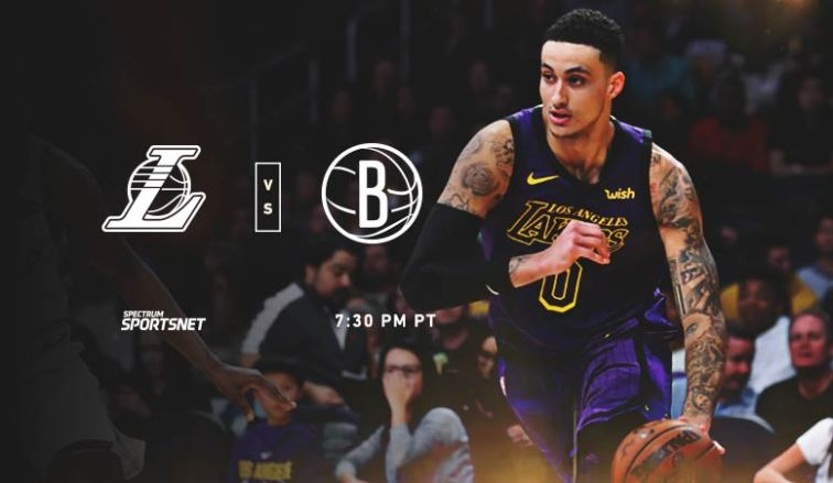 Lakers Vs Nets 3 Things To Know 3 22 19 Los Angeles