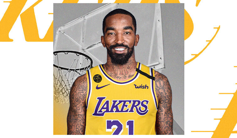 Lakers Sign Jr Smith Los Angeles Lakers