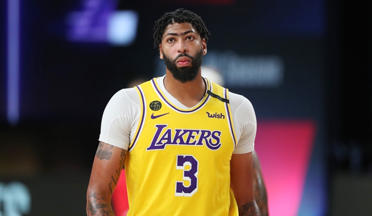Anthony Davis Dominates in Lakers' Game 2 Victory | Los Angeles Lakers