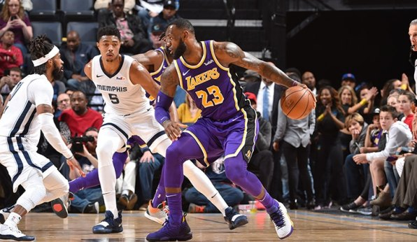5 12 12 Nuggets Vs Lakers Gallery Los Angeles Lakers
