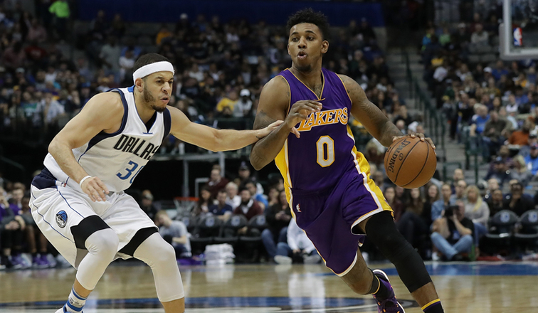 Curry Seth Los Angeles Lakers