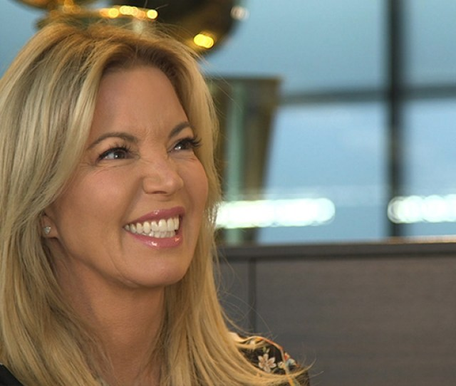 Jeanie Buss Excited For New Ucla Health Training Center