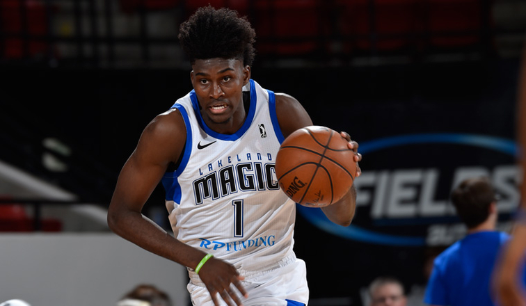 Jonathan Isaac Shows Flashes In Return With Lakeland Magic