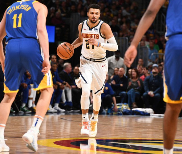 Nuggets Fall Against Warriors 12 Game Home Win Streak Snapped