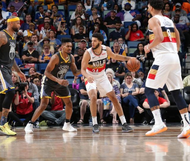 Game  Pelicans Vs Warriors Postgame Quotes  New