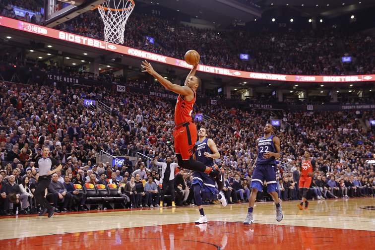 Who Won The Toronto Raptors Game Last Night Gamewithplay