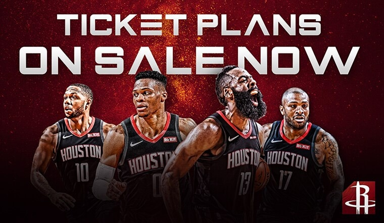 houston rockets the official