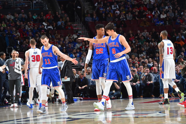 Game Recap Sixers Downed By Detroit Philadelphia 76ers