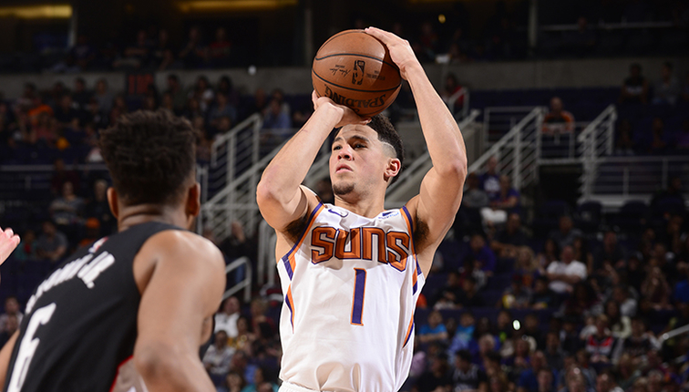 Booker Goes Back To Back With Another 50 Point Performance