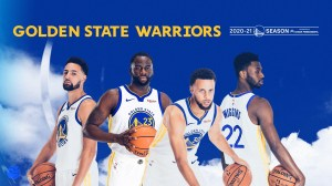 The Warriors are announcing the second half of the 2020-21 season schedule