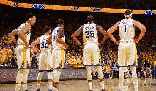 Warriors' Roster Reboot | Golden State Warriors