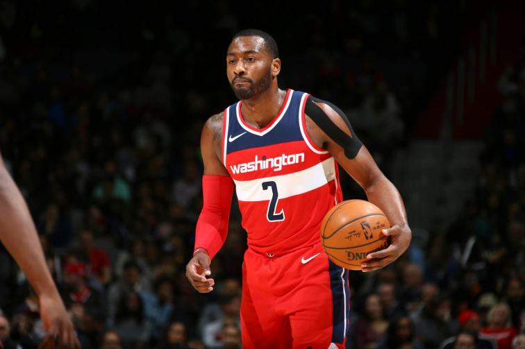 john wall injury update