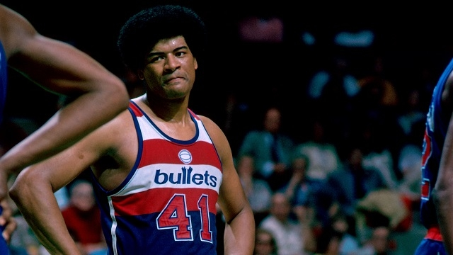 Wes Unseld A Pillar On And Off The Court Washington Wizards