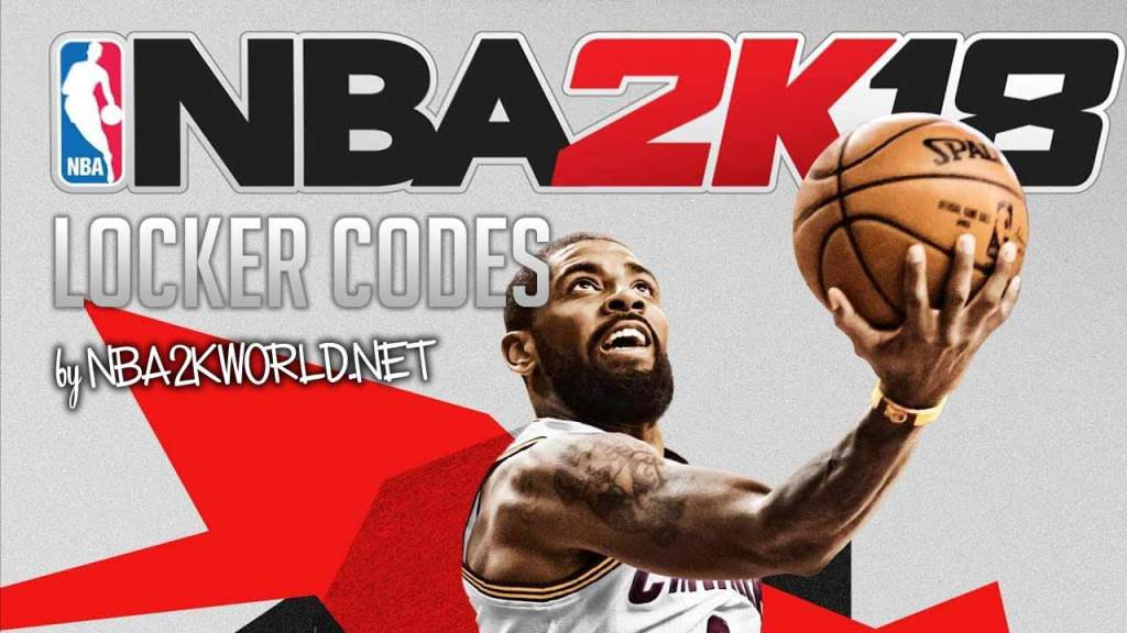 nba 2k18 locker codes kyrie