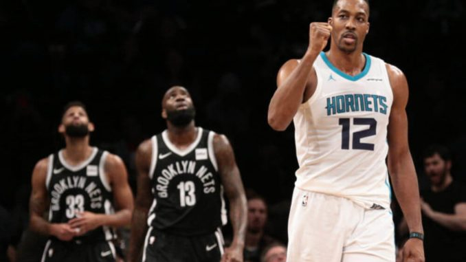 bedad20e7fe Washington Wizards: The Dwight Howard Experience