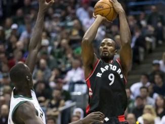Toronto Raptors, Serge Ibaka