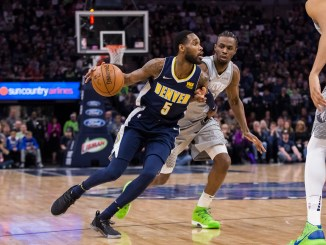 Denver Nuggets, NBA, Will Barton