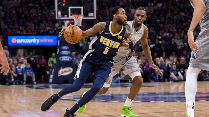 Denver Nuggets, NBA, Will Barton