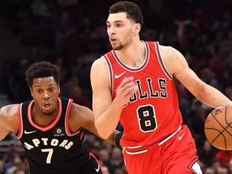 Chicago Bulls, Zach LaVine, NBA
