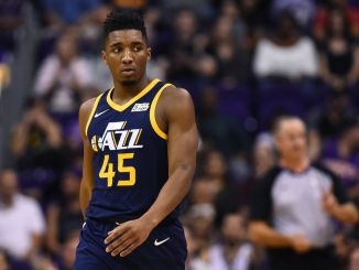 Donovan Mitchell, NBA, Utah Jazz