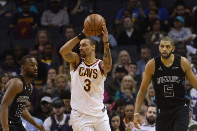 Cleveland Cavaliers, George Hill, NBA