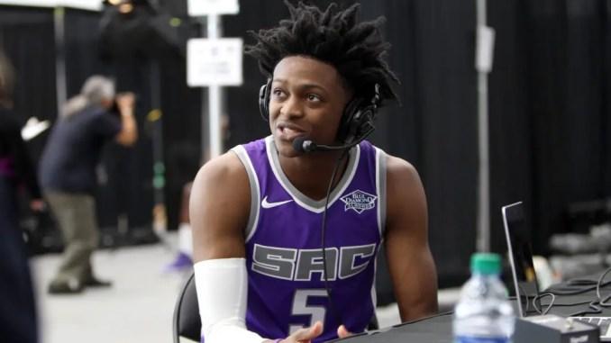 De'Aaron Fox, NBA, Sacramento Kings