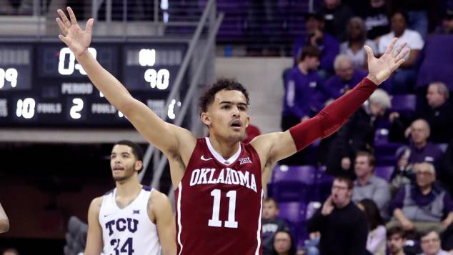 Atlanta Hawks, NBA, Trae Young