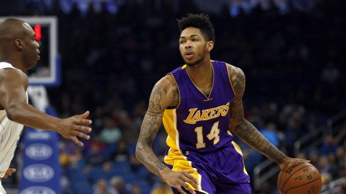 b4131d74045 Playing with LeBron James Will Test Brandon Ingram s Abilities