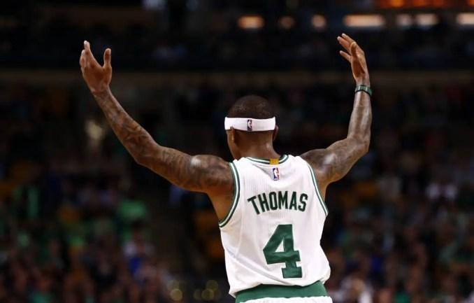 Boston Celtics, Isaiah Thomas, NBA