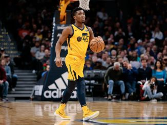 Donovan Mitchell, Utah Jazz, NBA