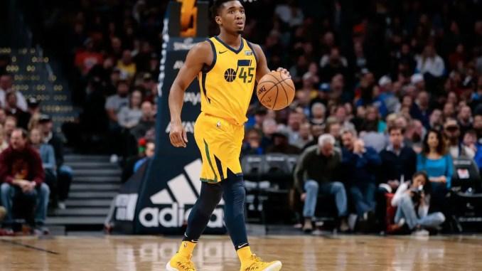 Donovan Mitchell, Utah Jazz, NBA