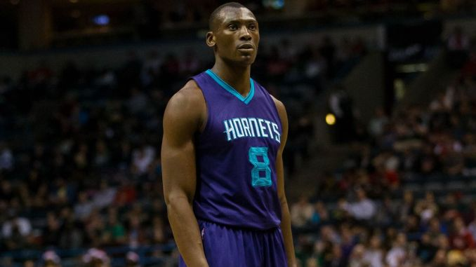 Bismack Biyombo, Charlotte Hornets, NBA, Lakers