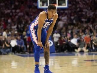Markelle Fultz, NBA, Philadelphia 76ers