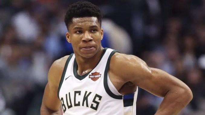 Giannis Antetokounmpo, Milwaukee Bucks, NBA