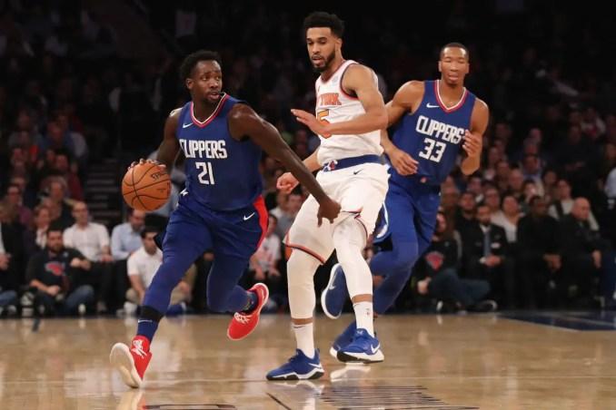 Los Angeles Clippers, NBA, Patrick Beverley