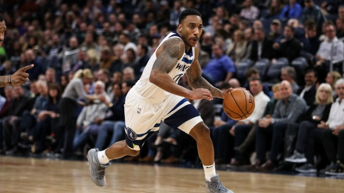 Jeff Teague, Minnesota Timberwolves, NBA